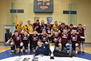 Lietuvos čempionų taurė grįžo į Klaipėdą