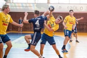 Lietuvos rankinio lygoje – pergalės dviženkliu skirtumu