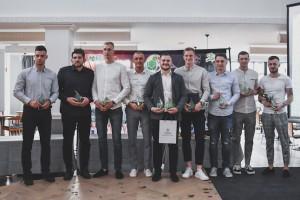 Rankinio sezoną vainikavo geriausiųjų apdovanojimai