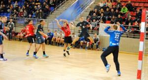 Šeštadienis rankinio lygoje: Klaipėdos, Kauno ir Panevėžio komandų pergalės